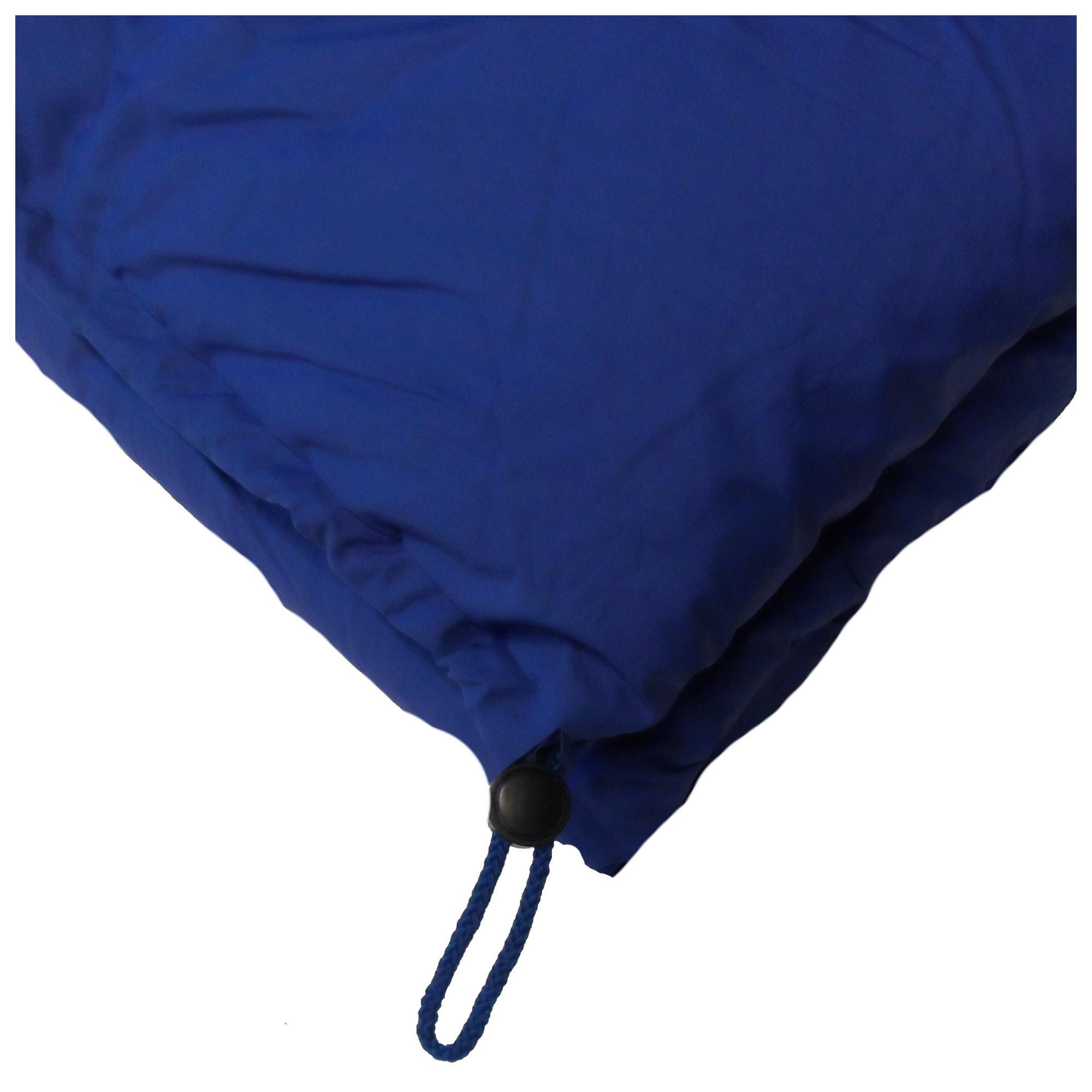Outlaw dekenmodel slaapzak blauw