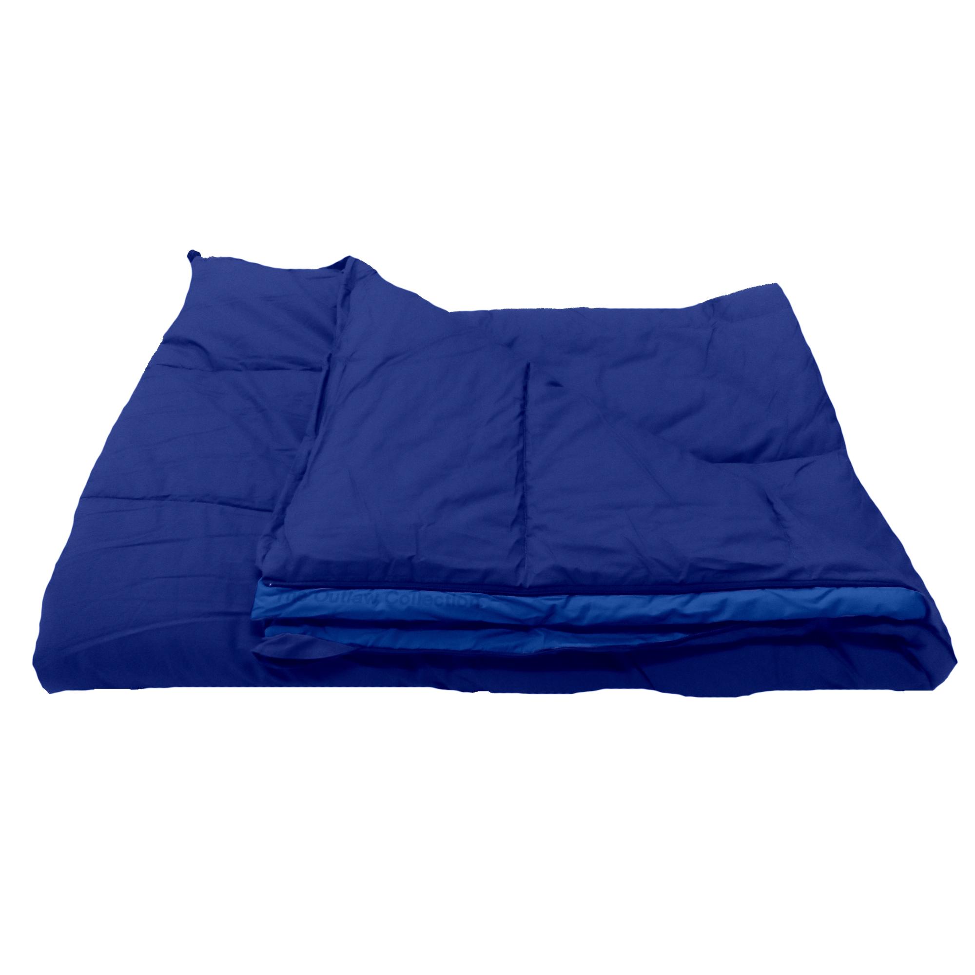 Maverick dekenmodel slaapzak
