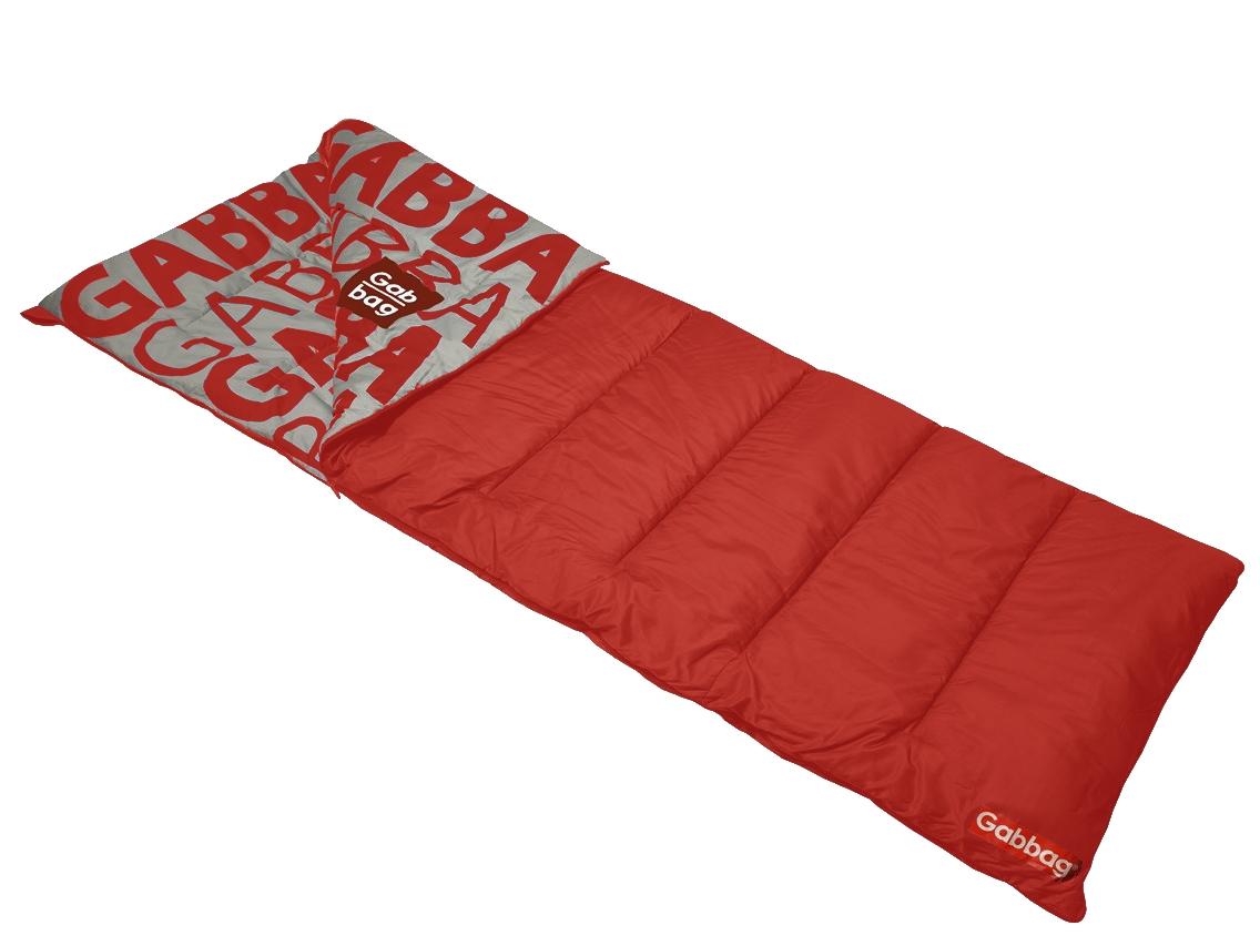 rood Dekenmodel slaapzak Gabbag