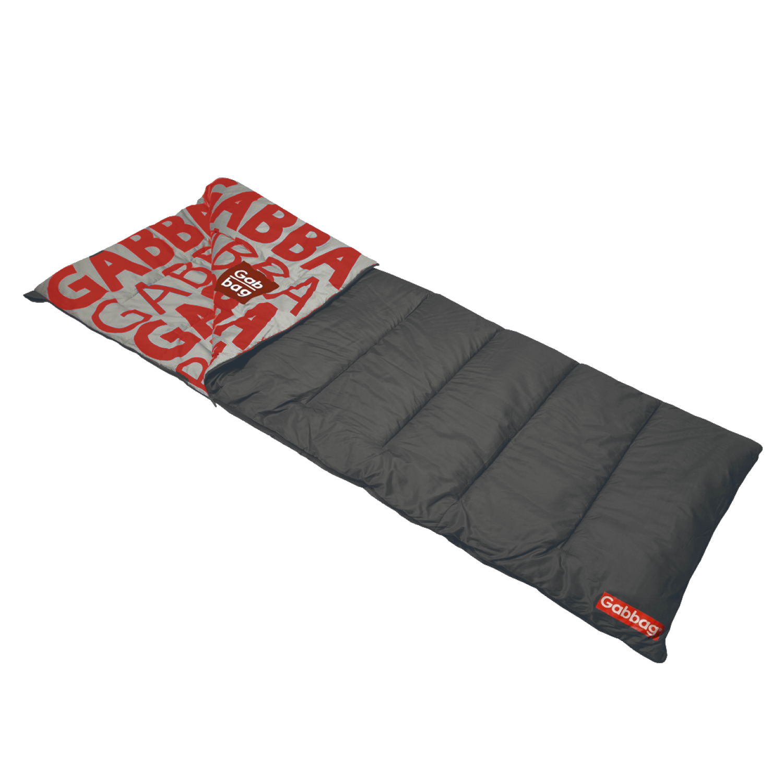 Premium Sleeping Gabbag Rood