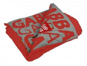 Slaapzak Gabbag rood