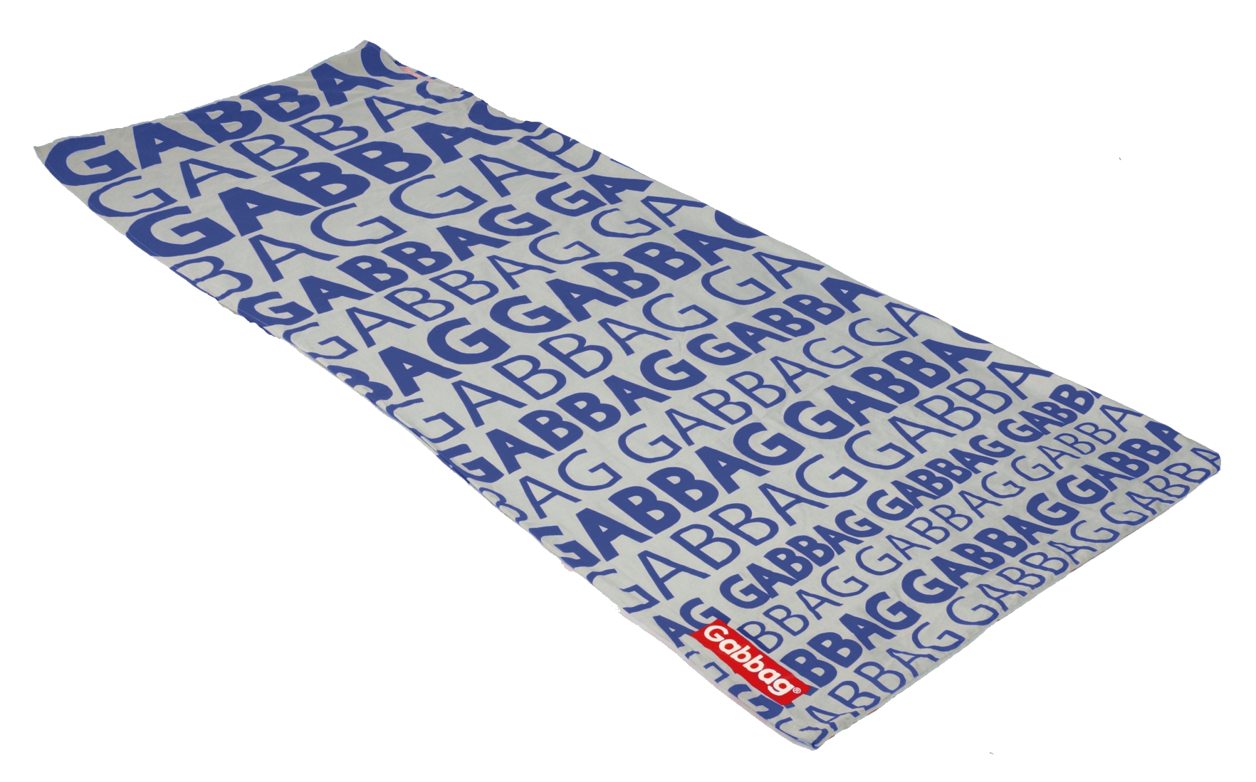 Lakenzak Gabbag blauw
