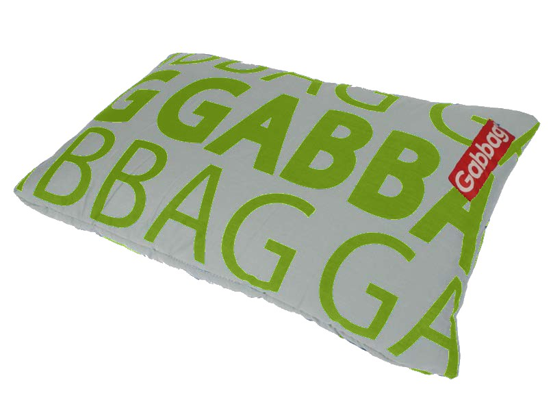 Reiskussen Gabbag groen