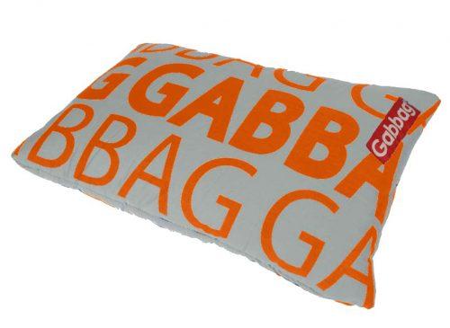 Reiskussen Gabbag oranje