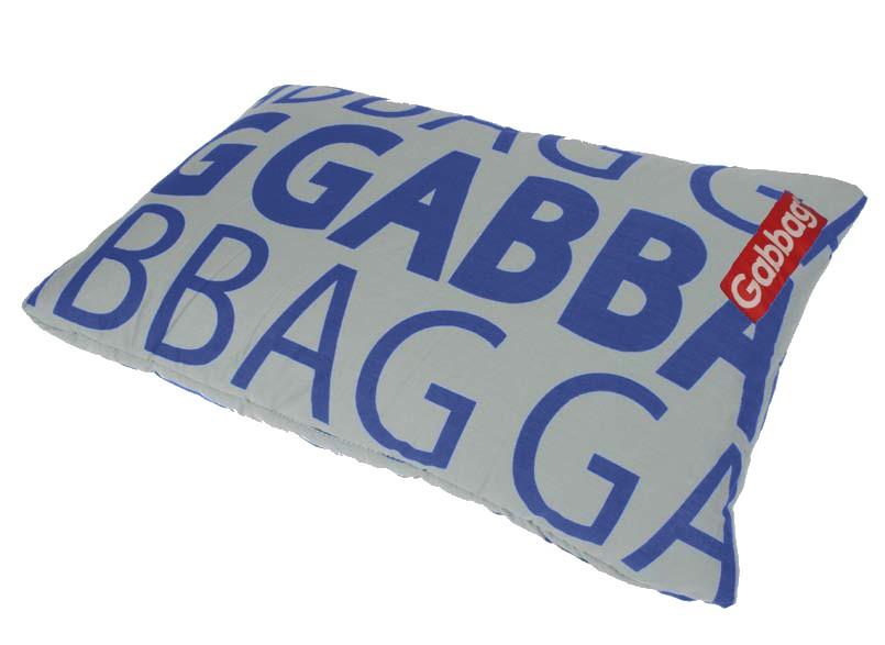 Reiskussen Gabbag blauw