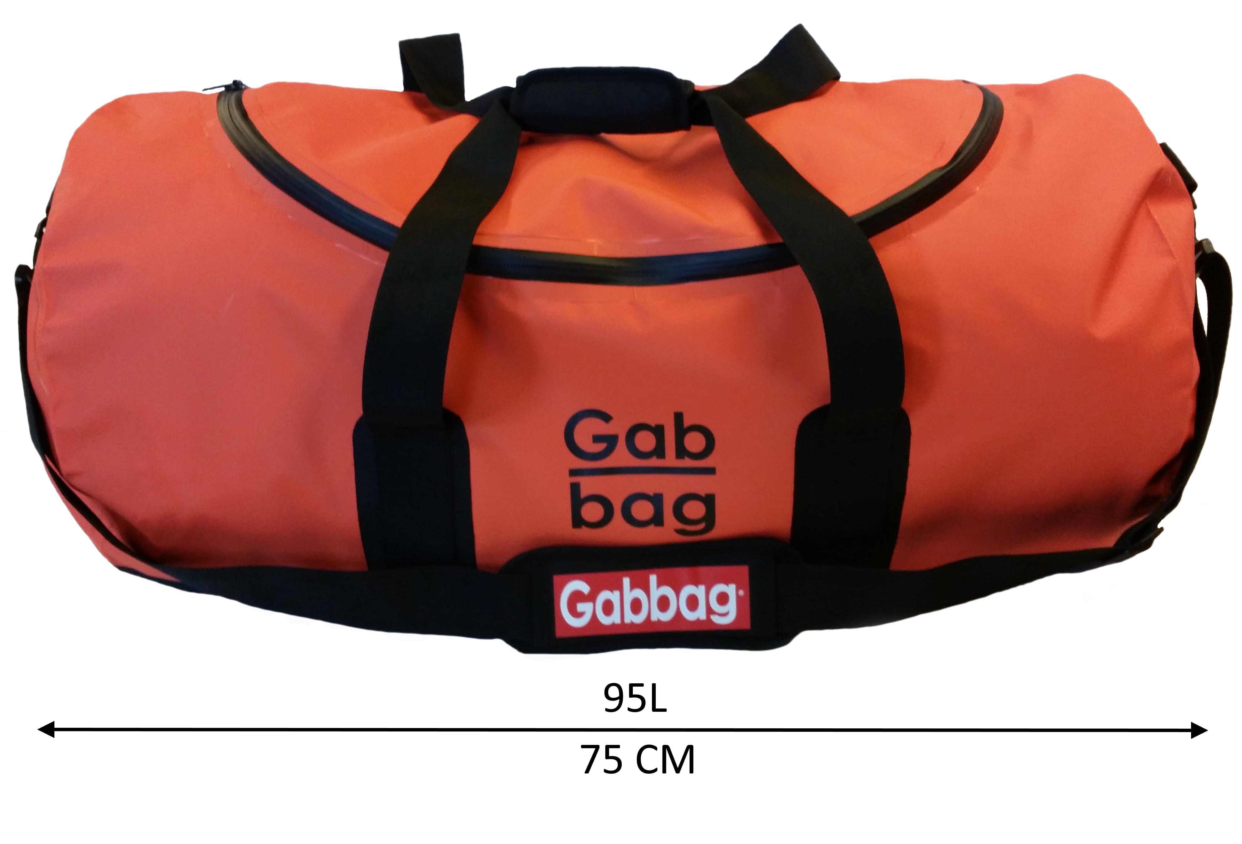 Waterafstotende Gear Gabbag