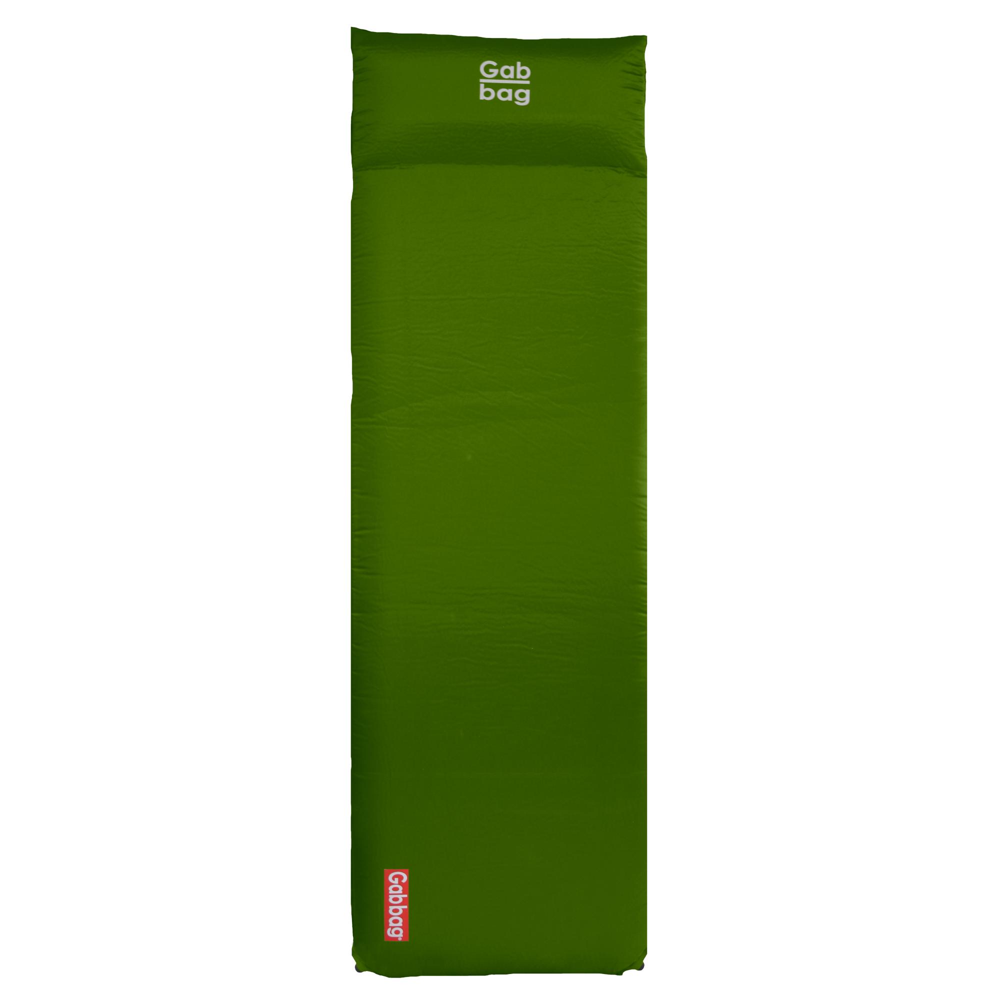 Bandit zelfopblazende slaapmat groen
