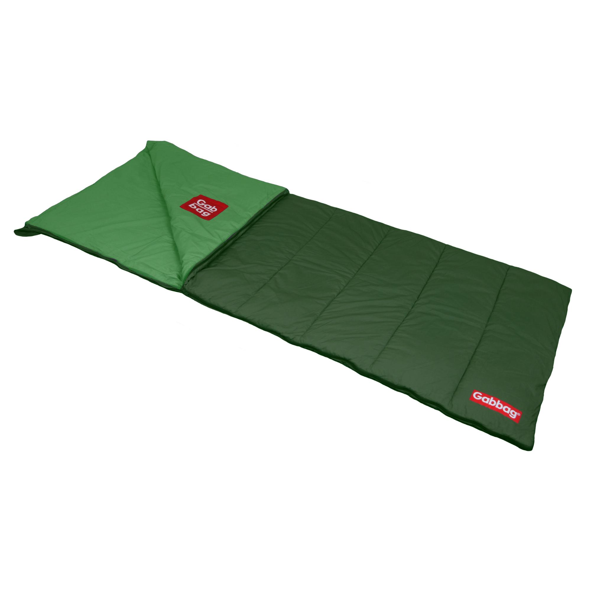 Outlaw dekenmodel slaapzak groen