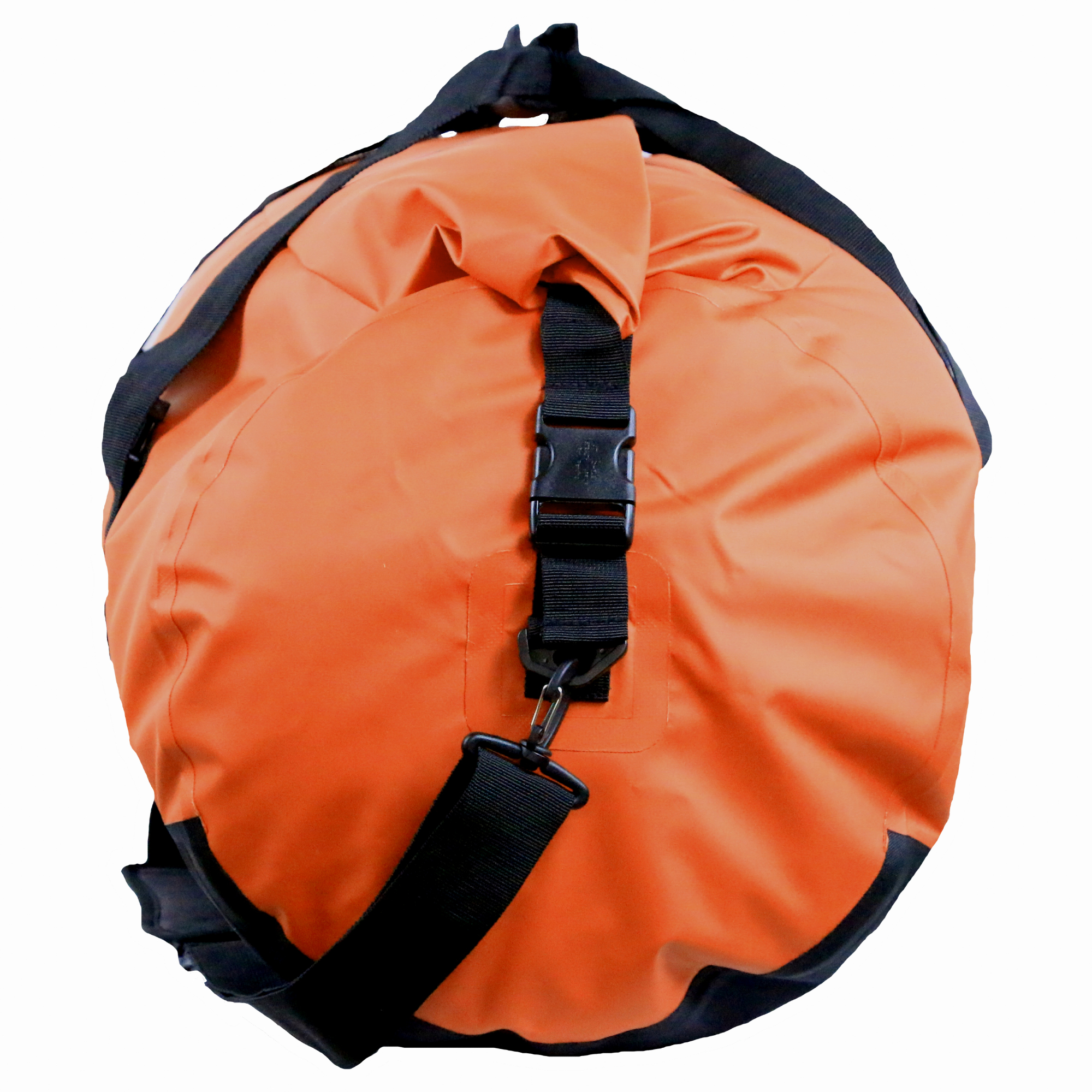 waterdichte duffeltas oranje