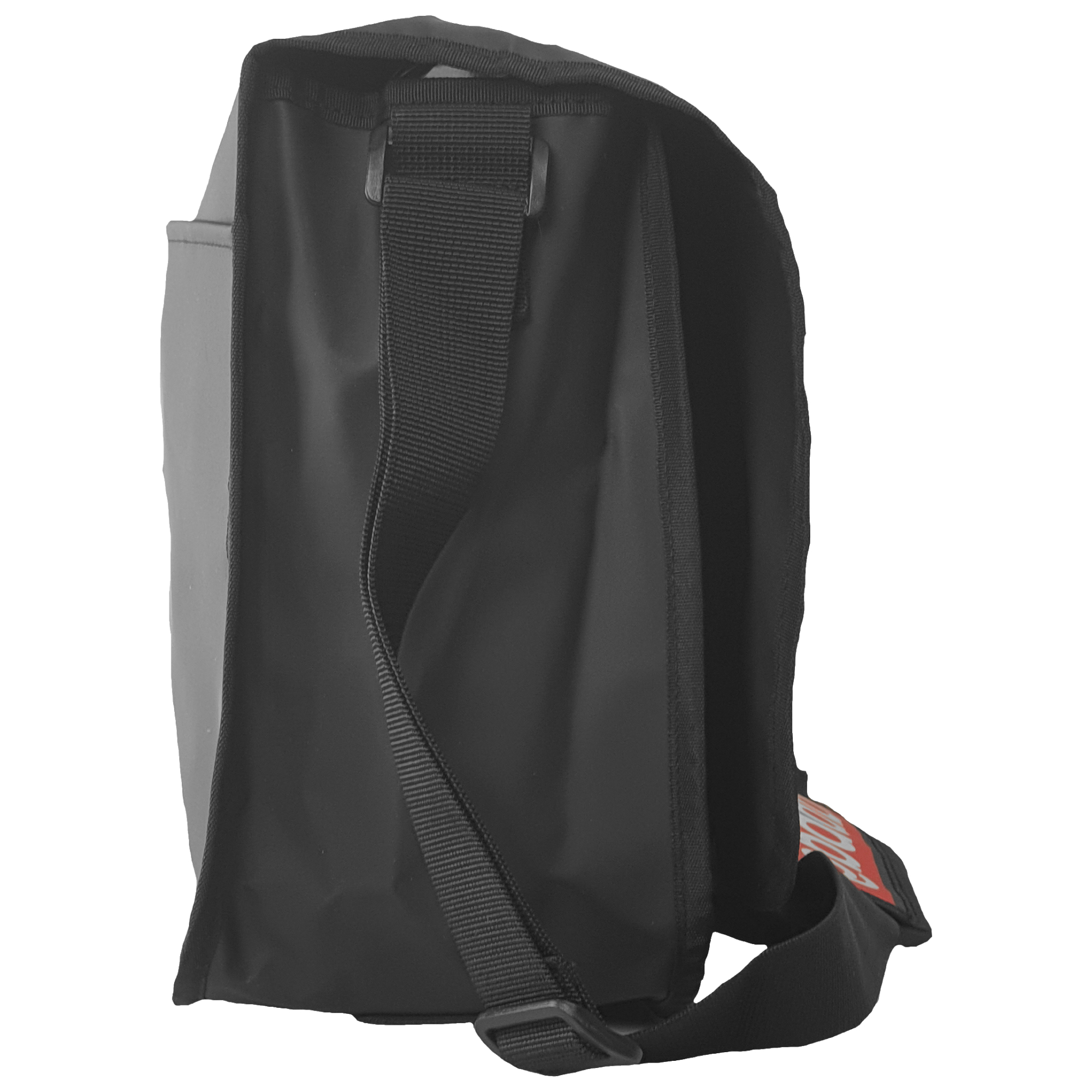 waterafstotende schoudertas zwart