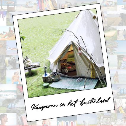 blog; kamperen buitenland