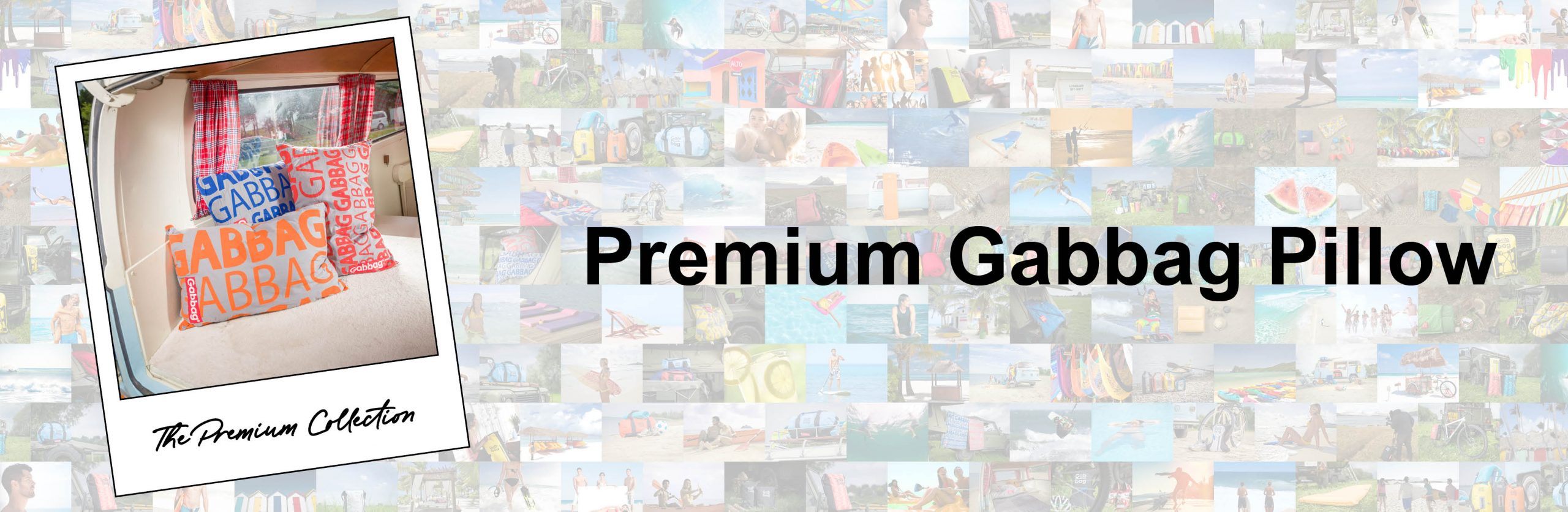 Premium Gabbag Pillow