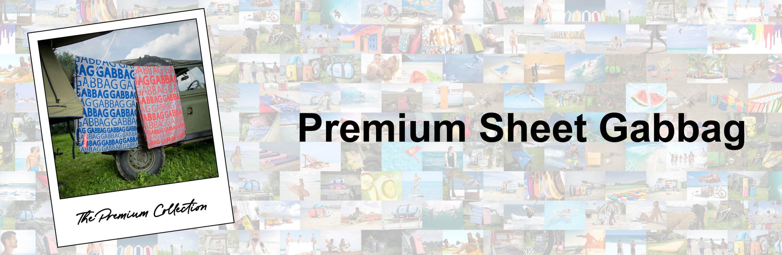 Premium Sheet Gabbag